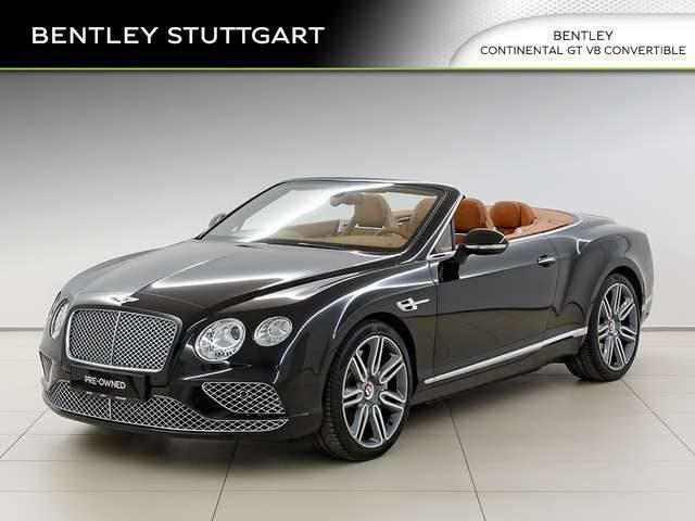 Continental, GTC V8 BENTLEY Singen