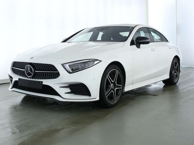 CLS 300, d coupé night/amg/multibeam/standheizung