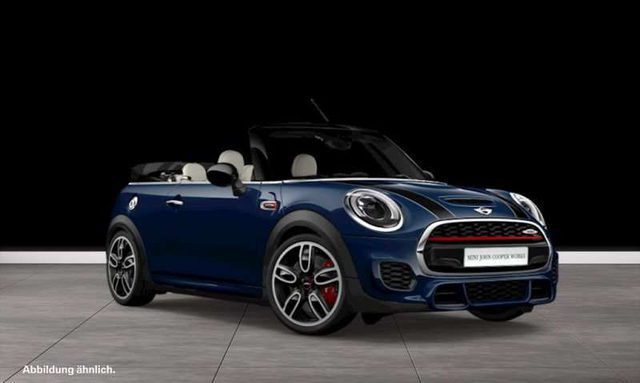 John Cooper Works Cabrio, Wired DAB LED Tempomat