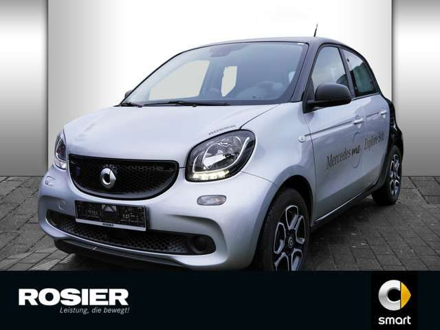 smart, forFour, EQ Cool&Media Navi SHZ Bluetooth Temp