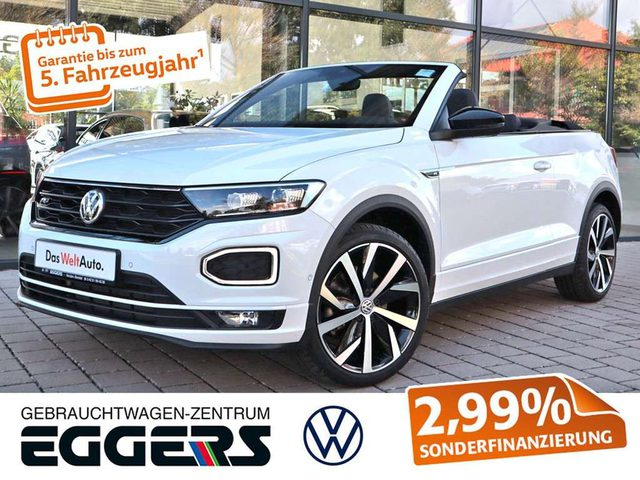 Volkswagen, T-Roc, Cabrio 1.5 TSI DSG *R-Line*LED*beats*RüKam*