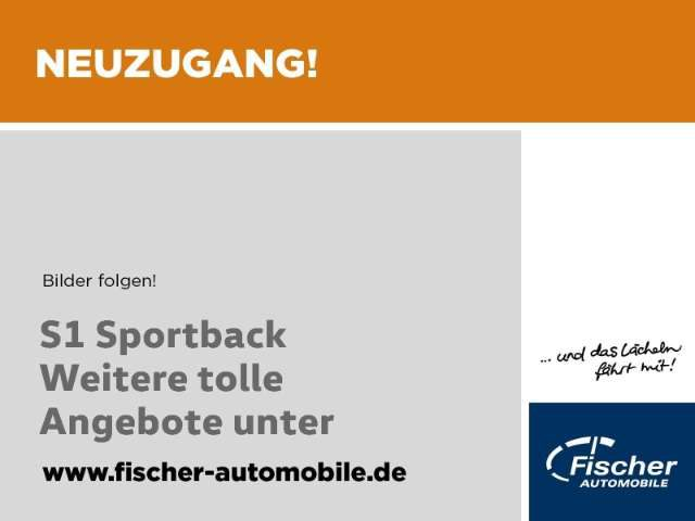 S1, Sportback 2.0 TFSI quattro
