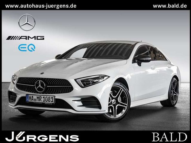 CLS 220, d AMG/19/Navi/SHZ/Night/Burm/LED/