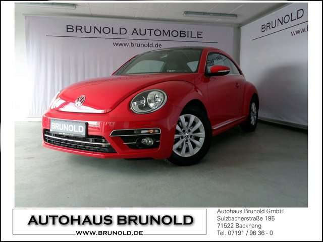 Beetle, 1.2 TSI Blue Motion Panorama Bluetooth