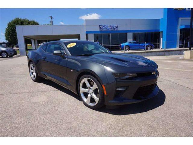Chevrolet, Camaro, Coupe 6,2L-V8-SS Vollaus-US-Direkt-Mwst-unfallfrei