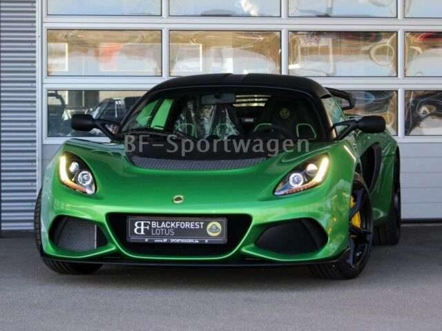 Exige, V6 350 Sport *Facelift* vividgreen*