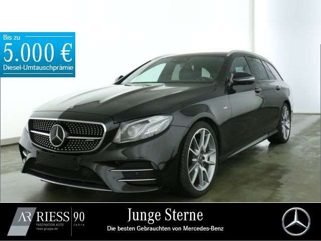 E 53 AMG, 4M T Driver´s Package AHK Wide Comand