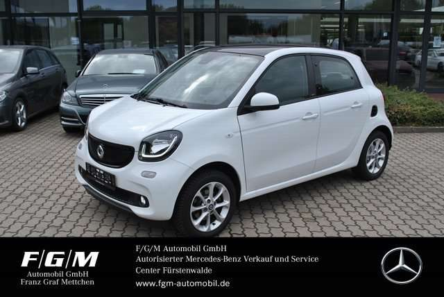 forFour, 66 kW twinamic Cool&Media/Panoramadach Pano.-Dach