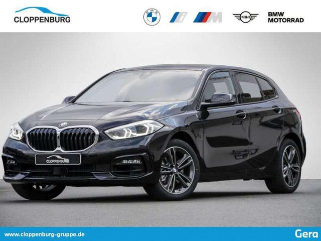 BMW, 118, i DKG Sport Line Live Cockpit Plus DAB -