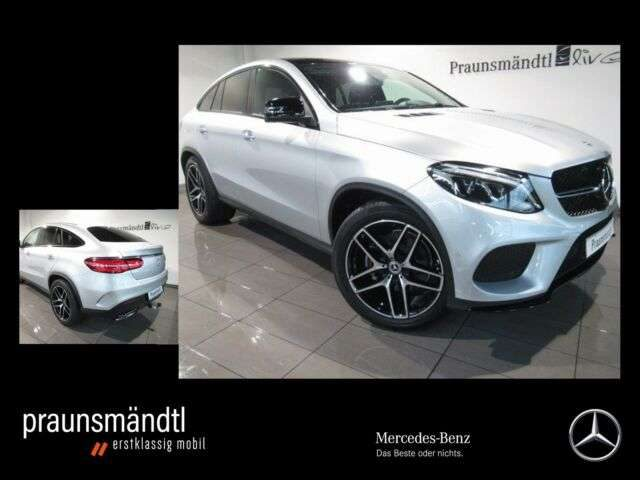 Mercedes-Benz, GLE 350, d 4M Coupé AMG/Night/Memo./St.Hzg./DISTR