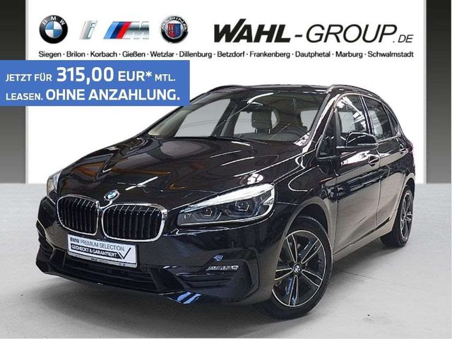 220, d xDrive Active Tourer Sport Line LED Navi