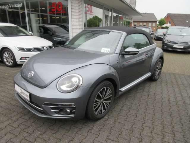 Beetle, Cabriolet SOUND 1.2 TSI NAVI XENON ALU APS SITZHZG