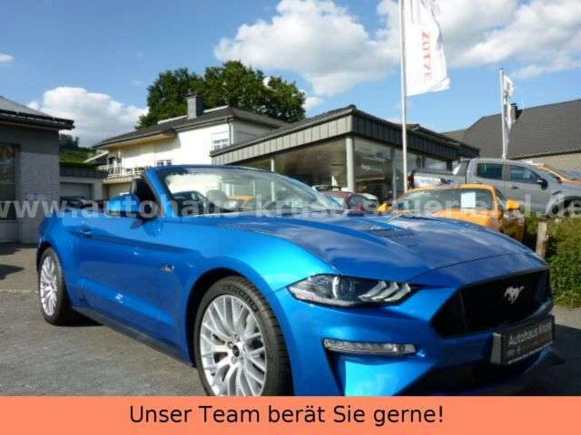 Ford, Mustang, 5.0 Ti-VCT V8 GT Aut.