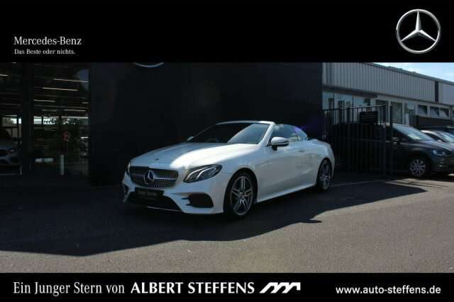 Mercedes-Benz, E 200, Cabriolet AMG Navi+19'' AMG+Magic Vision Styling