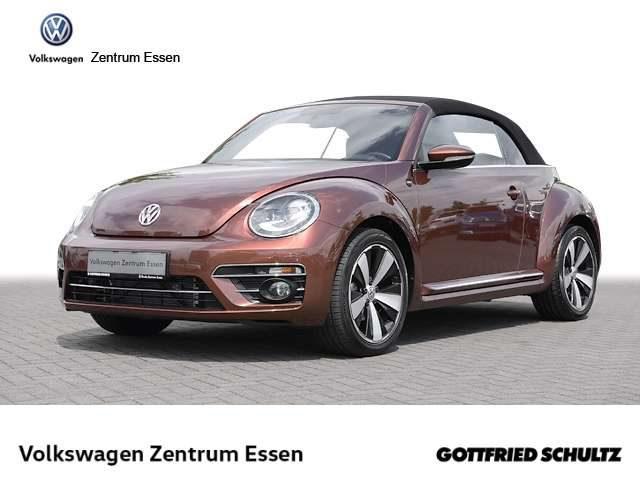 Beetle, Cabrio Sound 1.2 TSI DSG Navi Xenon Alu18 Zoll App