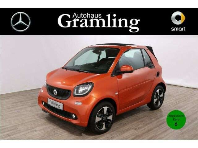 smart, forTwo, cabrio passion Cool&Audio*LED*Zusatzinstr
