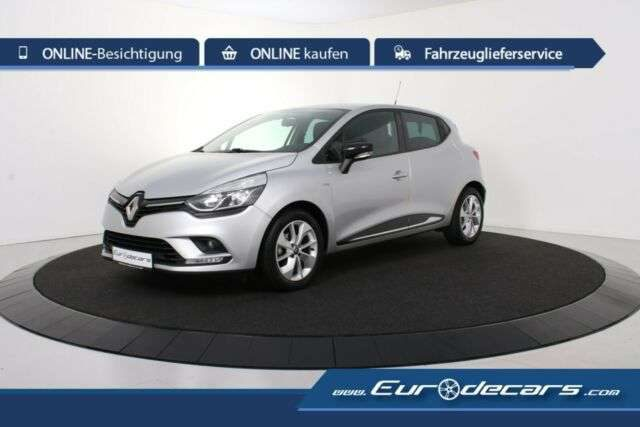 Clio, 0.9 TCe 90 Limited *1.Hand*Navi*Multimedia*