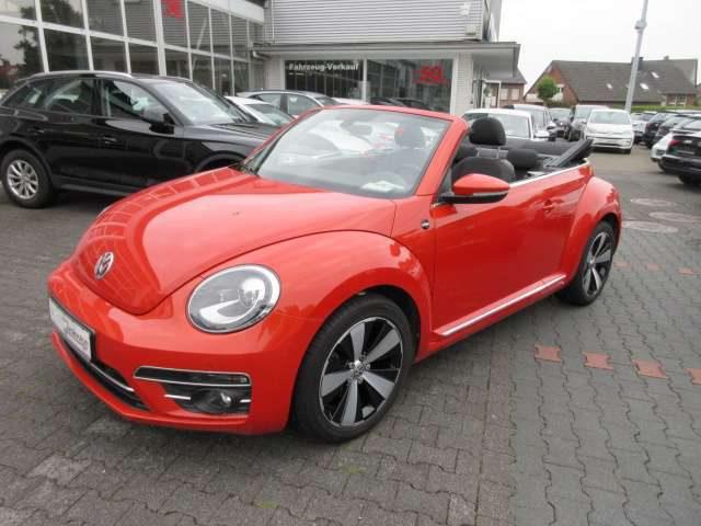 Beetle, Cabriolet SOUND 1.4 TSI DSG NAVI KAMERA XENON ALU