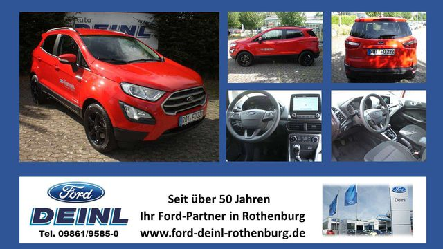 EcoSport, Cool & Connect