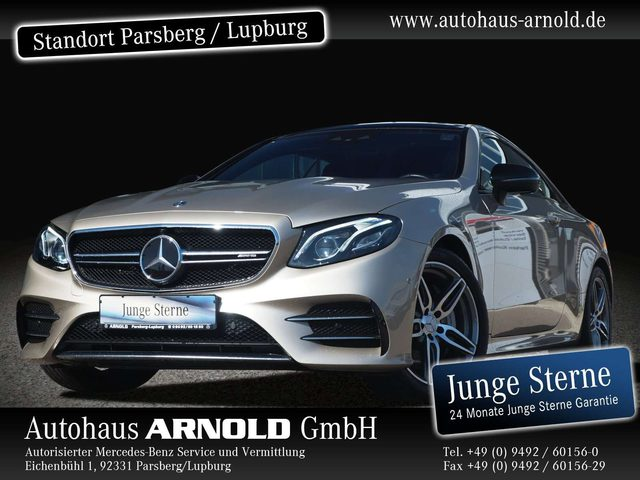 E 53 AMG, Mercedes-AMG E 53 4M+ Coupe Comand PSD Head-Up AMG