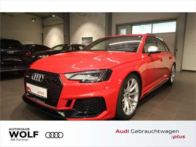 RS4, Avant 2.9 TFSI quattro virtual cockpit Navi