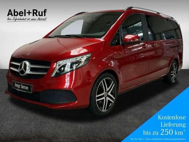 Mercedes-Benz, V 300, d EDITION Lang+Comand+Distr+LED ILS+Kamera