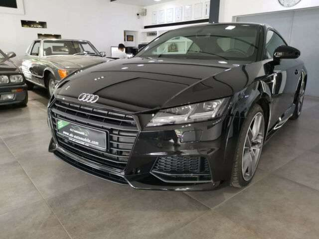 TT, Coupe 1.8 TFSI Coupe*S-LINE SELECTION PLUS*