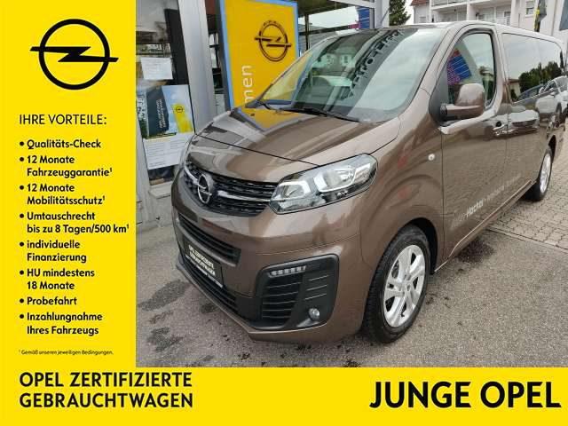Opel, Zafira Life, L 9-Sitzer Klimaanlage,Sicht-Paket,Radio BT,PDC!