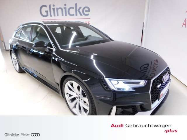 RS4, Avant 2.9 TFSI quattro AHK Navi DAB B&O Virtual Co