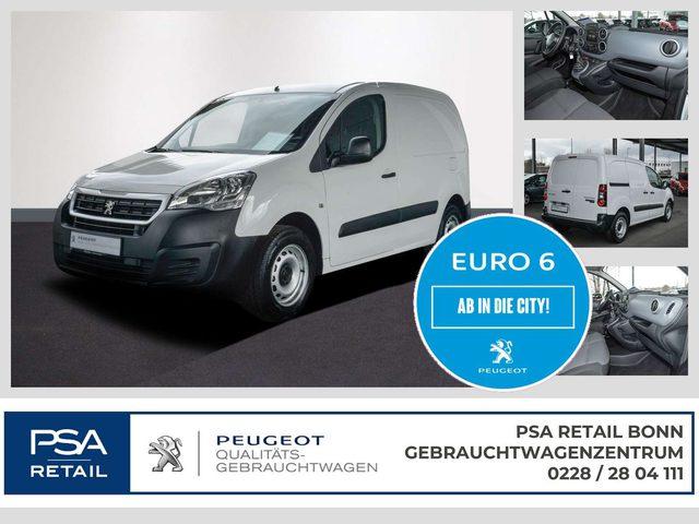 Peugeot, Partner, BlueHDi 100 L1 Premium Avantage Edition PDC KLIMA