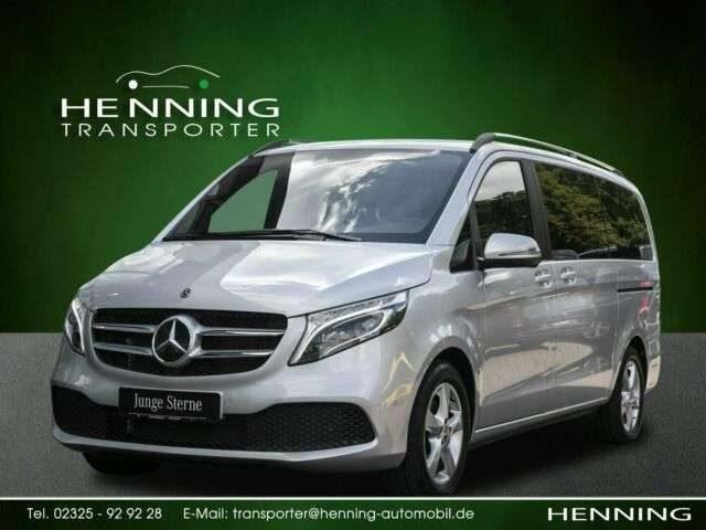 Mercedes-Benz, V 220, Edition Lang Pano Kamera Sport LED 9G PDC