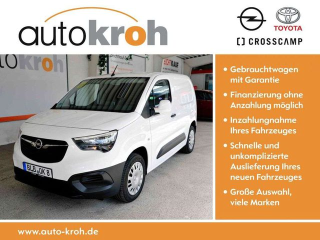 Opel, Combo, Cargo 1.5 Edition Holzboden PDC IntelliLink