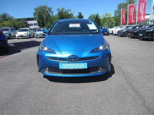 Toyota, Prius, Hybrid Executive
