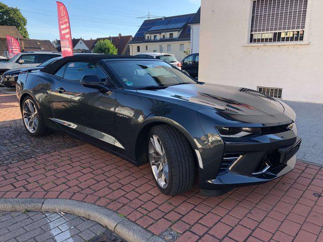 Camaro, Cabriolet 6.2 V8 Aut. Fifty * Deutsches Fahrzeug *