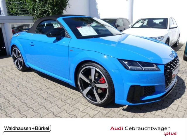 TT, Roadster 40 TFSI S-tronic S-Line competition
