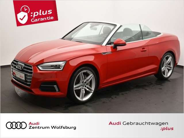 Audi, A5, Cabrio 40 TDI Quattro S-tronic Sport Navi/Mul