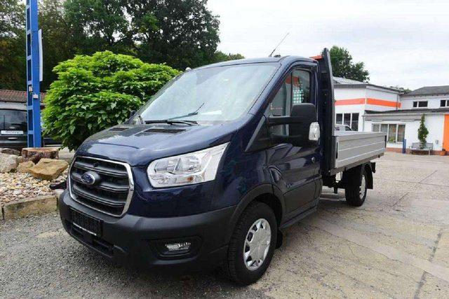 Ford, Transit, Pritsche 350 L2 Einzelkabine Trend