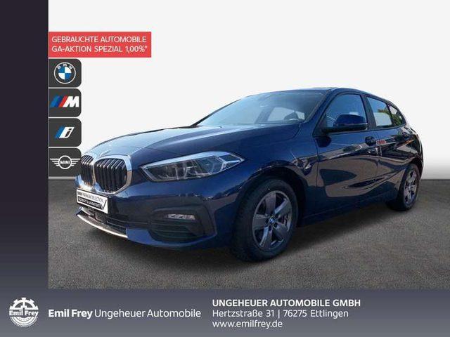 BMW, 118, i Advantage LED ACC + Stop&Go Klimaaut. Shz **360,