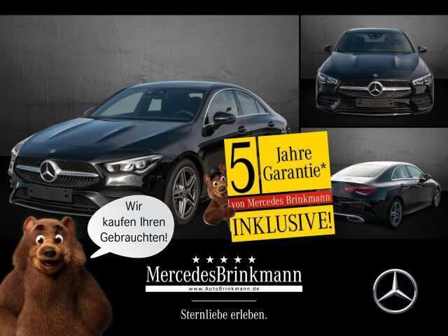Mercedes-Benz, CLA 180, d Coupé AMG Line/LED/SHZ/Parktronic/DPF Kamera