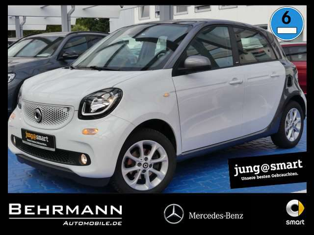 forFour, passion +Panorama+SensorPaket+Bluetooth+ Styling