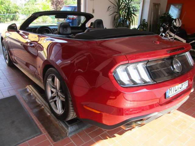 Ford, Mustang, Cabrio 5.0 V8 10Gang-Automat. GT Premium III Leder