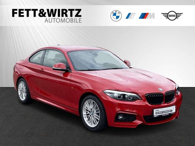 BMW, 218, d Coupe MSport Aut. Leas. ab 295,- br.o.Anz.