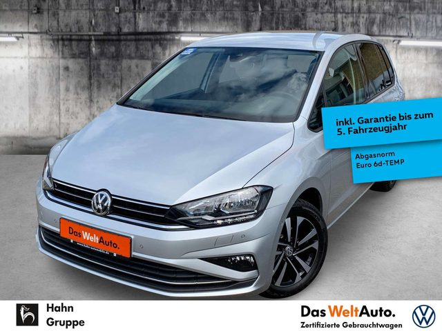 Volkswagen, Golf Sportsvan, IQ.DRIVE 1,0TSI DSG Navi ACC App
