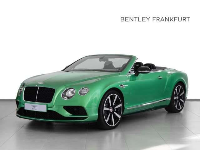 Continental, GTC V8 S von BENTLEY FRANKFURT