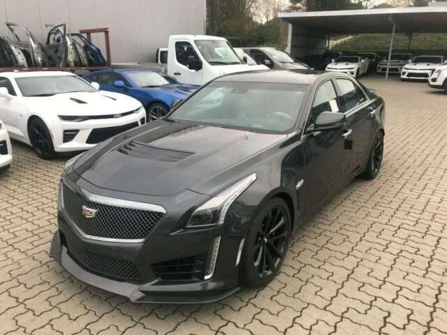 CTS, -V 6.2 V8 **Carbon Black** Vollausstattung!