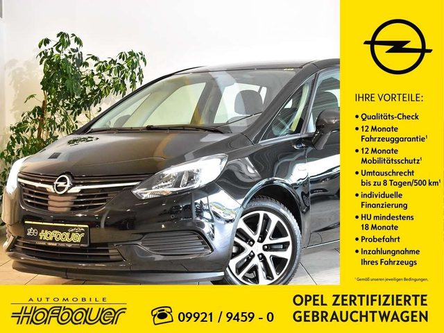 Zafira, 1,6 Diesel Start/Stop Edition