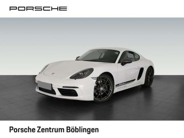Porsche, Cayman, 718 T HANDSCHALTER, SPORTSCHALENSITZE