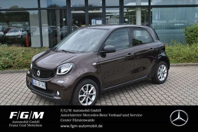 forFour, 66 kW passion/Cool&A/Komfort-P/PanoDach Autom./BC