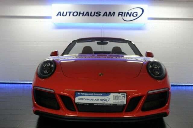 911, Urmodell Carrera GTS Cabriolet 1H BURMESTER CAM PD