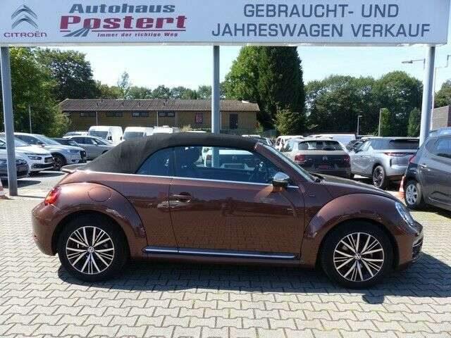 Beetle, Cabriolet 1.2 TSI BMT Allstar